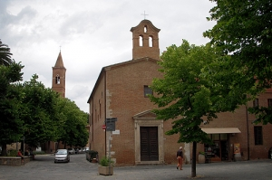 Zentrum in Grosseto