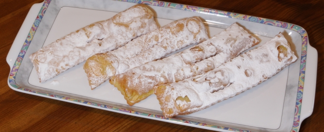 Cenci - Donzelle - Chiacchiere - Frappe