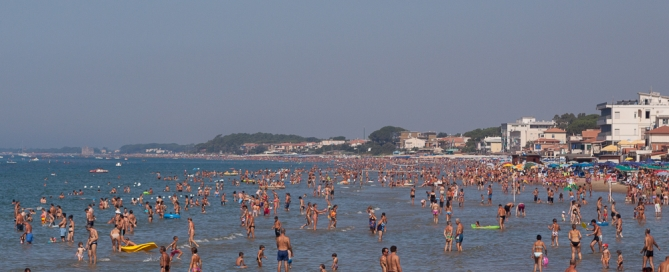 Ferragosto, der 15. August in Italien
